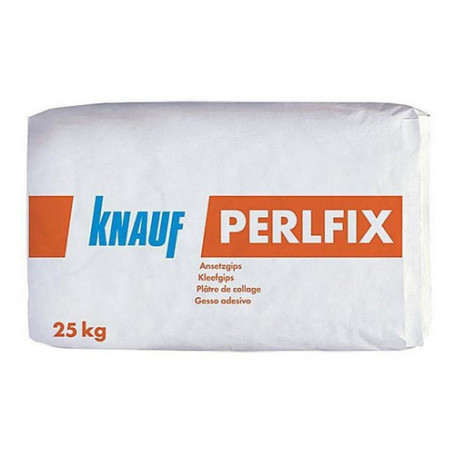 Masilla Perlfix 25 Kg Para Revestimiento Directo