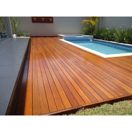 Deck No Wpc-ipe Lapacho (ipe) 21 Mm