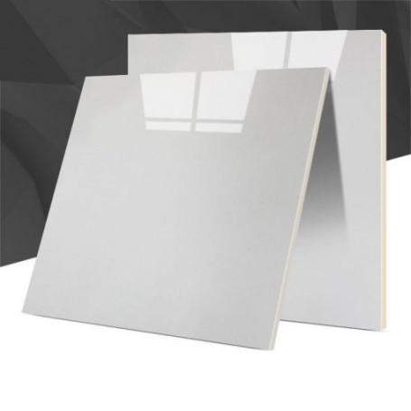 Porcelanato Blanco Perlado Rc  60cm X 60cm (0.36m²) X U.
