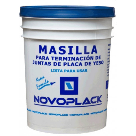 Masilla Novoplack 7 Kg