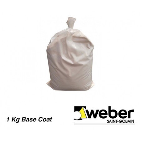 Base Coat (fraccionada) Webertherm  X 1 Kg