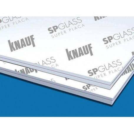 Knauf Sp Glass 12.5mm X 2.4 M X 1.2 M